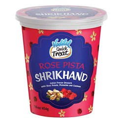 Picture of Vadilal Rose Pista Shrikhand 454gm