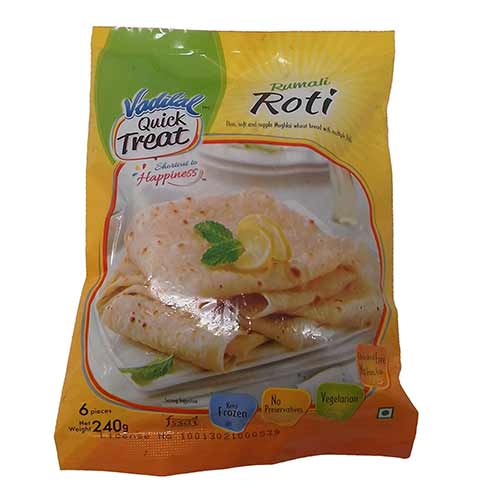Picture of Vadilal Rumali Roti 6 pieces