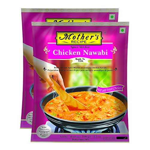 Picture of Mother's Recipe Chicken Nawabi Spice Mix 100gm.