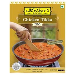 Picture of Mother's Recipe Chicken Tikka Masala Spice Mix 90gm.