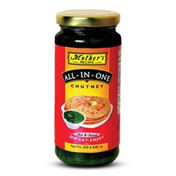Picture of Mother's Recipe All In One Chutney 250gm