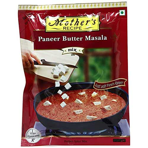 Picture of Mother's Recipe Paneer Butter Masala Spice Mix 75gm