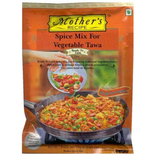 Picture of Mother's Recipe Vegetable Tawa Spice Mix 75gm