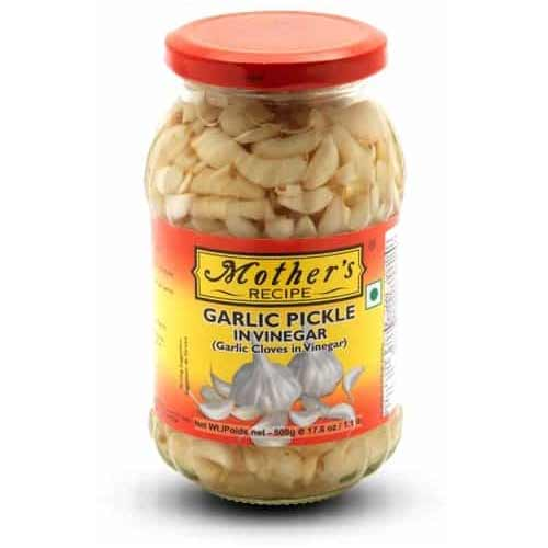 Picture of Mother's Recipe Garlic Pickle In Vinegar 1lb