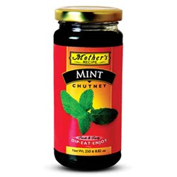 Picture of Mother's Recipe Mint Chutney 250gm