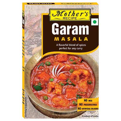 Picture of Mother's Recipe Garam Masala 50gm.