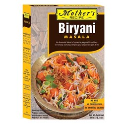 Picture of Mother's Recipe Biryani Masala 60gm.
