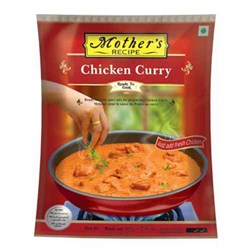 Picture of Mother's Recipe Chicken Curry Masala 50gm.