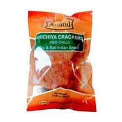 Picture of Anand Red Chilli Khichiya Crackers 400gm