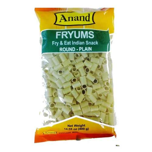 Picture of Anand Fryums Round Plain 400gm