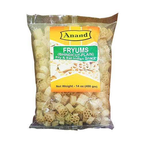 Picture of Anand Fryums Bhindi Cut Plain 400gm