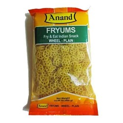 Picture of Anand Fryums Wheel Plain 400gm