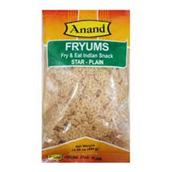 Picture of Anand Fryums Star Plain 400gm