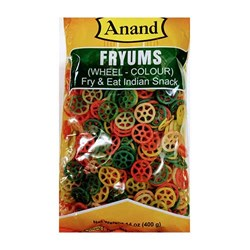 Picture of Anand Fryums Wheel Colour Colors 400gm