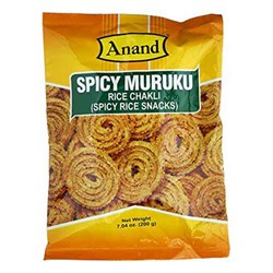 Picture of Anand Spicy Murukku 200gm