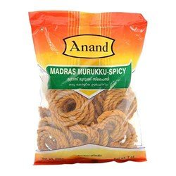 Picture of Anand Madras Muruku Spicy 7oz