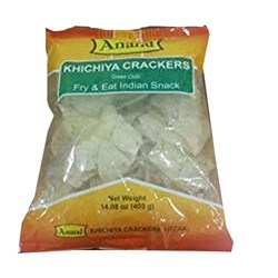 Picture of Anand Green Chilli Khichiya Crackers 400gm