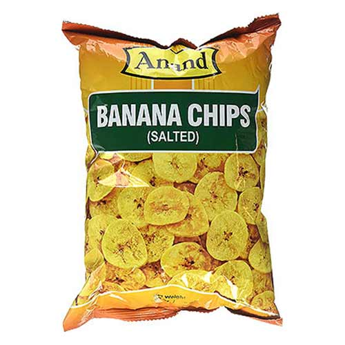 Picture of Anand Salted Banana Chips 7oz
