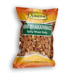 Picture of Anand Mini Bhakarwadi Bakarwadi 14oz