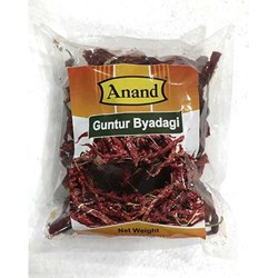 Picture of Anand Dried Dry Red Whole Chilies Guntur Braydi 400gm