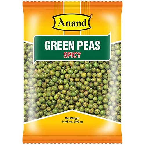 Picture of Anand Green Peas Spicy 400gm
