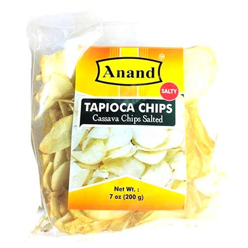 Picture of Anand Tapioca Chips (Salty) 7oz