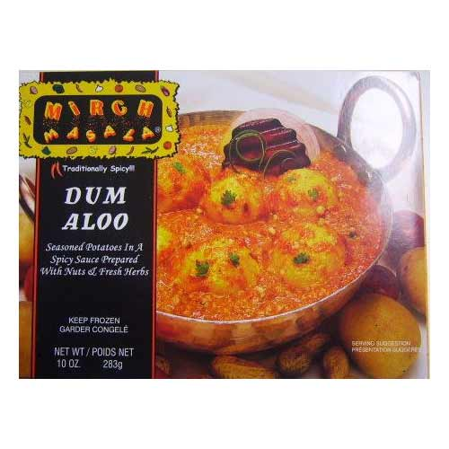 Picture of Mirch Masala Frozen Dum Aloo 10oz