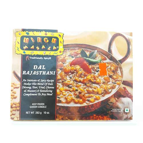 Picture of Mirch Masala Frozen Dal Daal Rajasthani 10oz