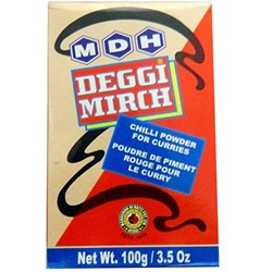 Picture of MDH Deggi Mirch Masala 100gm.