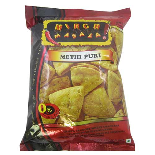 Picture of Mirch Masala Methi Puri 12oz