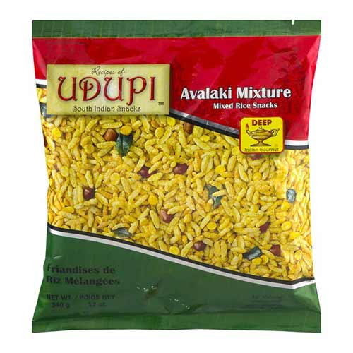 Picture of Udupi South Indian Snacks Avalaki Mixture 340gm