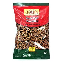 Picture of Udupi South Indian Snacks Ragi Pidi Muruku 200gm