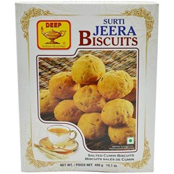Picture of Deep Surti Jeera Biscuit 14oz