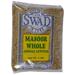 Picture of Swad Masoor Whole 4lb