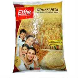 Picture of Elite Whole Wheat Atta 10lb.