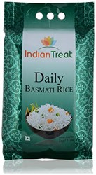 Picture of India Treat Daily Basmati Rice 10lb.