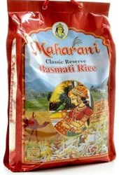 Picture of Maharani Basmati Rice 20lb