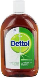 Picture of Dettol Antiseptic Liquid 550mL