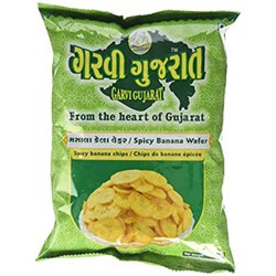 Picture of Garvi Gujarat Spicy Banana Chips 6.3oz