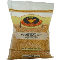 Picture of Deep Toor Dal 4lb