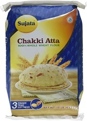 Picture of Sujata Chakki Atta 10lb