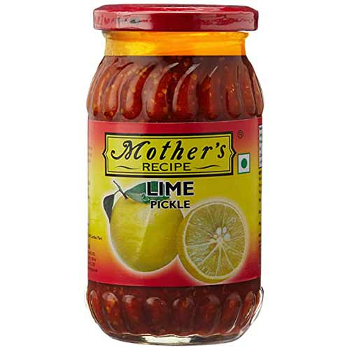 Picture of Mother's Recipe Lime Pickle 300gm.