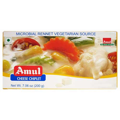 Picture of Amul Cheese Chiplet 200gm.
