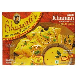 Picture of Bhagwati's Surti Khaman 11oz.
