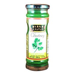 Picture of Mirch Masala Coriander Chutney 7oz