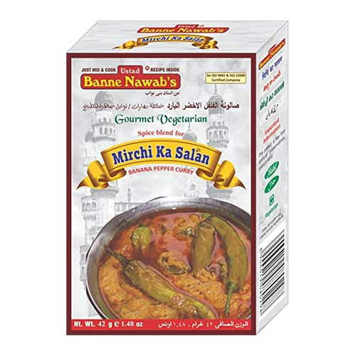 Picture of Banne Nawab's Mirchi Ka Salan 42gm