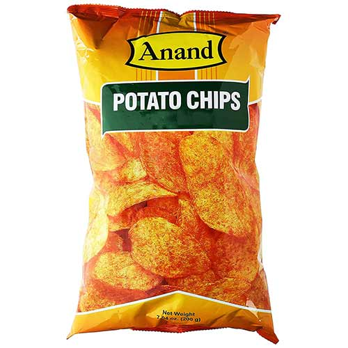 Picture of Anand Potato Chips Masala 200gm