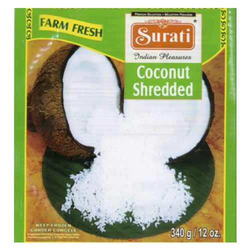 Picture of Surati Shredded Coconut 12oz