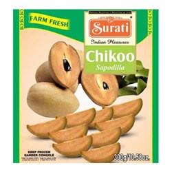 Picture of Surati Chikoo 300gm.