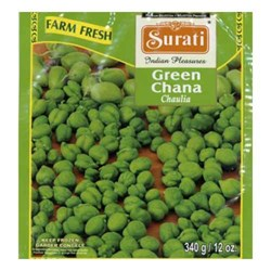 Picture of Surati Green Chana 12oz